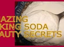 Beauty Tips with Baking Soda